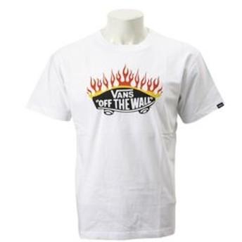 【ABC-MART:トップス】CD19SS-MT40 Fire SK8 S/S T-Shirts WHITE 593415-0001
