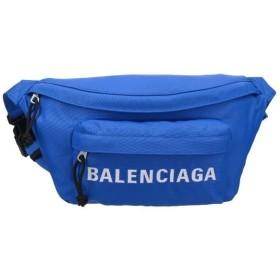 BALENCIAGA バレンシアガ ベルトバッグ メンズ ウィール ブルー 533009 9F91X 4170