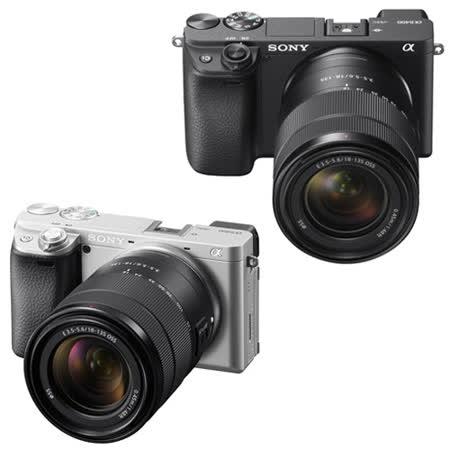 SONY 單眼相機 A6400M 單鏡組(公司貨) ILCE-6400M A6400 限量贈電池+32G高速卡+吹球清潔組+保護貼