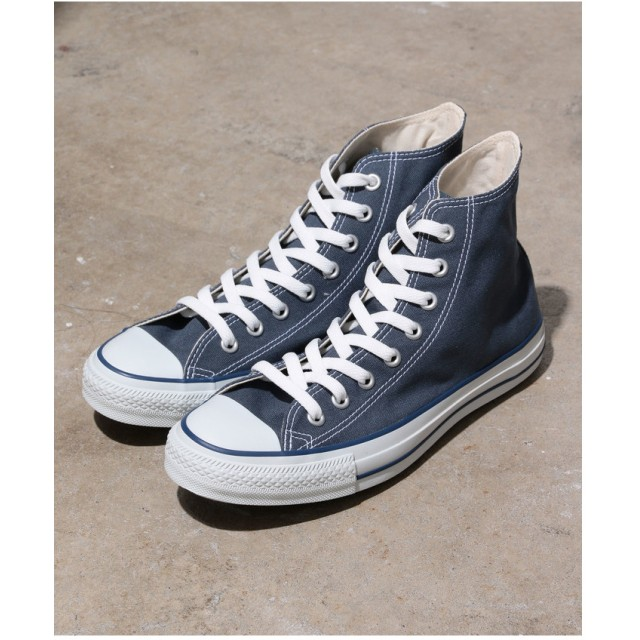ADAM ET ROPE' 【CONVERS】 ALLSTAR OX (HIGH)(ネイビー(40))