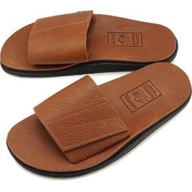 ハワイ製 アイランドスリッパ ISLAND SLIPPER シボレザー ベルクロ KB702 VABH メンズ レディース スライドサンダル 靴 TOBACCO KB702 VABH SS19