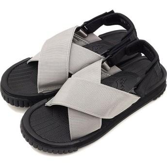 SHAKA シャカ サンダル レディース フィエスタ FIESTA クロスストラップ アウトドア 靴 GREY グレー系 SK433107 SS19