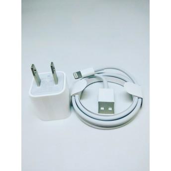 Apple 純正 Lightningケーブル+充電器