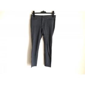 【中古】 ニジュウサンク 23区 パンツ サイズ34 S レディース グレー