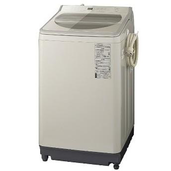 パナソニック Panasonic 全自動洗濯機 [洗濯9.0kg/インバーターモーター搭載/BIGサークル投入口] NA-FA90H7-C ストーンベージュ