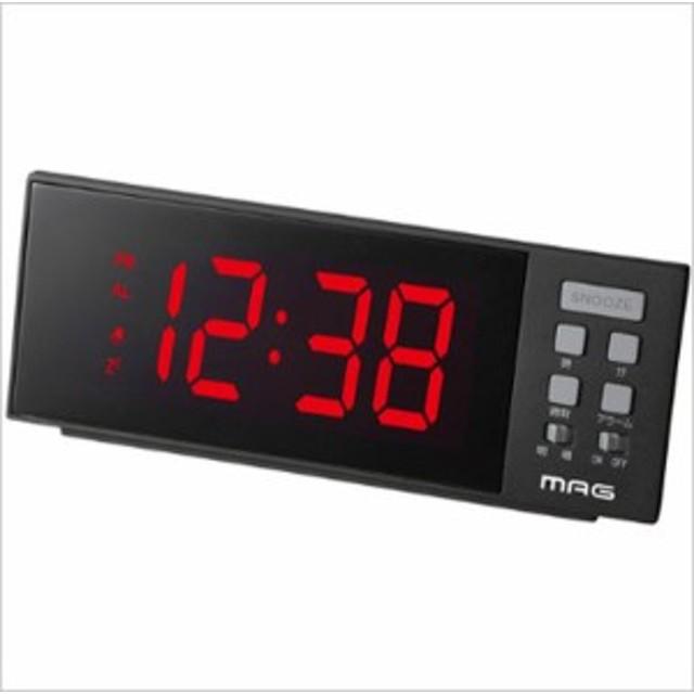 置き時計 目覚まし時計 アラームクロック USBポート付き デジタル おしゃれ インテリアクロック