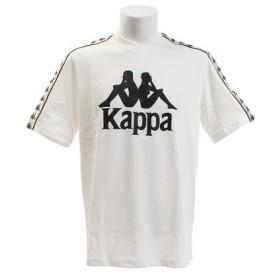 カッパ(Kappa) 222 BANDA 半袖Tシャツ KPARWTD61M-WT (Men's)