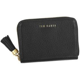 テッドベーカー TED BAKER TASSEL ZIP AROUND SML PURSE (BLACK)