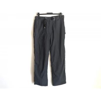 【中古】 モンベル mont-bell パンツ サイズXL レディース ダークグレー