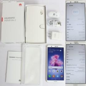 【中古即納】nova lite 2 FIG-LA1(ゴールド) その他 Huawei(ファーウェイ)(FIG-LA1)