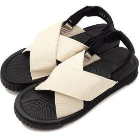 SHAKA シャカ サンダル レディース フィエスタ FIESTA クロスストラップ アウトドア 靴 NATURAL ホワイト系 SK433107 SS19