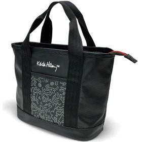 キース・ヘリング Keith Haring ラウンドバッグ