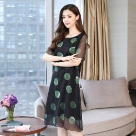 16964047c6b 2018新しい夏春ファッション女性ドレスプリントスパゲティストラップ ...