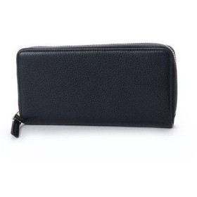エコー ECCO Jos Large Zip Wallet (NAVY)