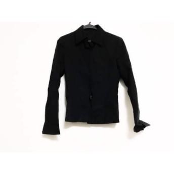 【中古】 アナイ ANAYI ジャケット サイズ36 S レディース 黒