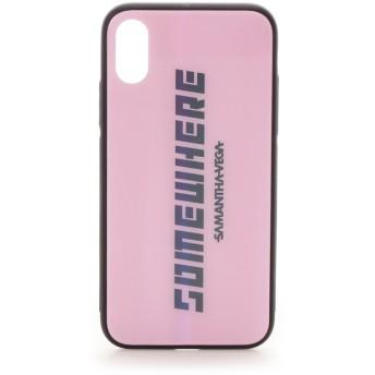 サマンサベガ somewhere iphonecase ピンク