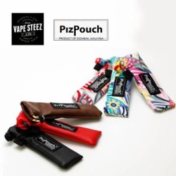 VAPEケース PIZ POUCH (ピズポーチ) TUBE POUCH チューブポーチ VAPESTEEZ ツールポーチ 電子タバコ ツールバッグ VAPE ピズポーチ ポー