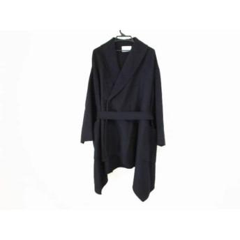 【中古】 ビューティフルピープル beautifulpeople コート サイズ36 S レディース 黒 冬物