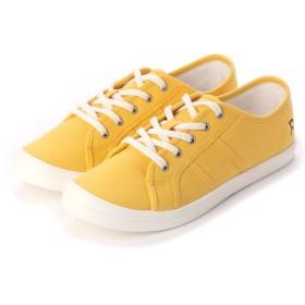 アーノルド パーマー フットウェアー Arnold Palmer FOOTWEAR キャンバスレースアップシューズ 0721 (イエロー)