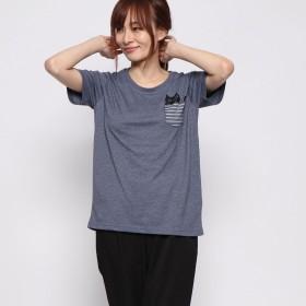 イグニオ IGNIO レディース 半袖Tシャツ グラフィックTシャツ(半袖) LフェイクアソートCNTSS