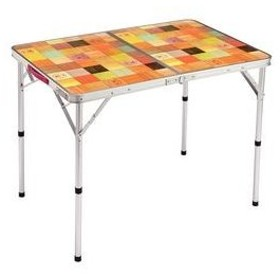 コールマン 2000026752ナチュラルモザイクリビングテーブル/90プラス/2000026752