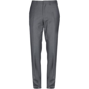 《期間限定セール開催中!》VERSACE メンズ パンツ 鉛色 48 ウール 100%