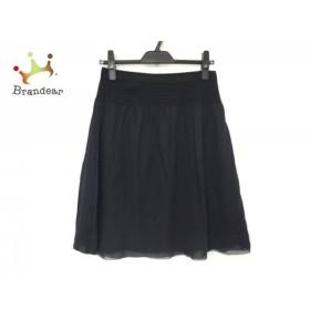 アンテプリマ ANTEPRIMA スカート サイズ38 S レディース 美品 黒 ラメ   スペシャル特価 20190809