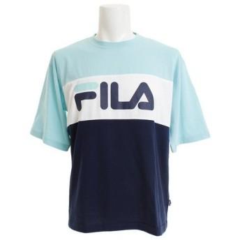 フィラ(FILA) 切替Tシャツ FM4799-27 (Men's)