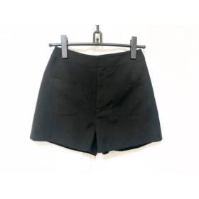 【中古】 ドロシーズ DRWCYS ショートパンツ サイズ1 S レディース 黒