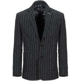 《期間限定 セール開催中》NEILL KATTER メンズ テーラードジャケット ブラック 46 コットン 80% / ポリエステル 20%