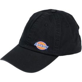 《セール開催中》DICKIES メンズ 帽子 ブラック one size コットン 100%
