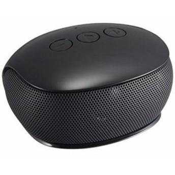 LB Bluetooth android対応 ワイヤレス iPhone ブラック 通信距離10m スピーカー 3W出力 エレコム