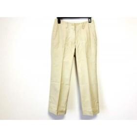 【中古】 ドゥーズィエム DEUXIEME CLASSE パンツ サイズ36 S レディース アイボリー