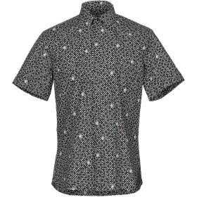 《期間限定セール開催中!》DOLCE & GABBANA メンズ シャツ ブラック 38 コットン 100%