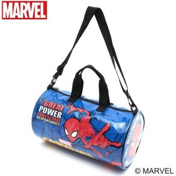 MARVEL(マーベル) スパイダーマンドラムバッグ ブルー プールバッグ 男の子 TK363112213