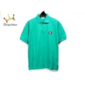 シナコバ SINACOVA 半袖ポロシャツ サイズS メンズ ライトグリーン LUPO DI MARE   スペシャル特価 20190729
