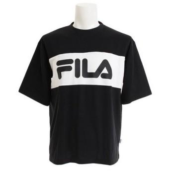 フィラ(FILA) 切替Tシャツ FM4799-08 (Men's)