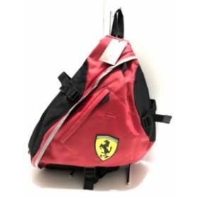 中古 Ferrari フェラーリ ワンショルダーバッグ ナイロン