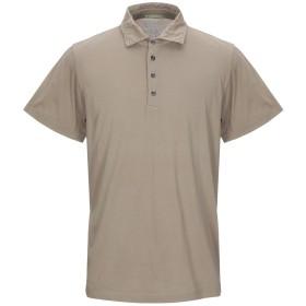 《期間限定セール開催中!》PRIVATE LIVES メンズ ポロシャツ ミリタリーグリーン XL 100% コットン