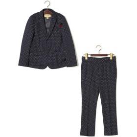 【51%OFF】シングル スーツ ドット 16