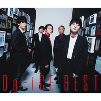 [CD]/Da-iCE/Da-iCE BEST [2CD+Blu-ray/初回限定盤 A]/UMCK-7013