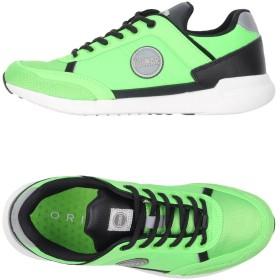 《期間限定セール開催中!》COLMAR メンズ スニーカー&テニスシューズ(ローカット) ライトグリーン 41 紡績繊維