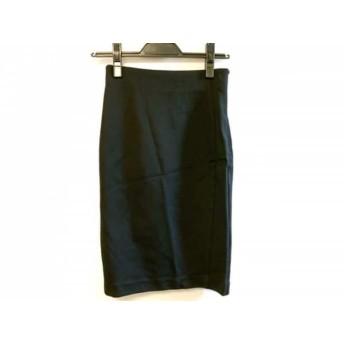 【中古】 ダイアン・フォン・ファステンバーグ スカート サイズ0 XS レディース 黒