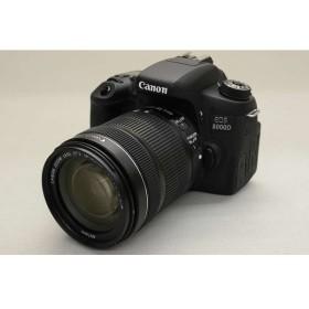 [中古] Canon EOS 8000D EF-S18-135 IS STM レンズキット  0019C002