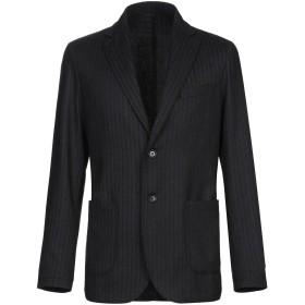 《期間限定セール開催中!》CRUNA メンズ テーラードジャケット ダークブルー 50 バージンウール 98% / ポリウレタン 2%