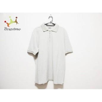 グランサッソ gran sasso 半袖ポロシャツ メンズ グレー ハーフジップ スペシャル特価 20190723