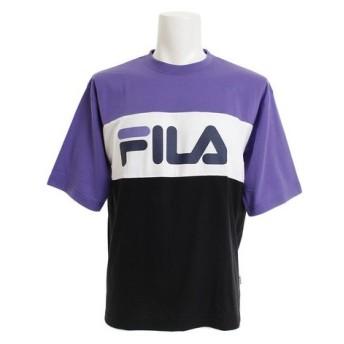 フィラ(FILA) 切替Tシャツ FM4799-40 (Men's)