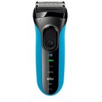 お風呂剃り可 シリーズ3 メンズ電気シェーバー ブラウン 3枚刃 3010s