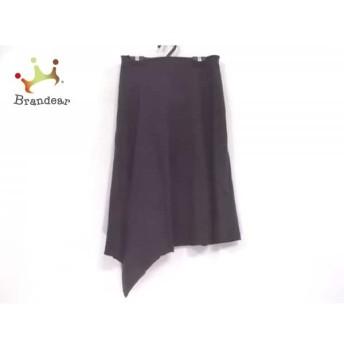 ドレステリア DRESSTERIOR ロングスカート サイズ38 M レディース 美品 ダークグレー スペシャル特価 20190819