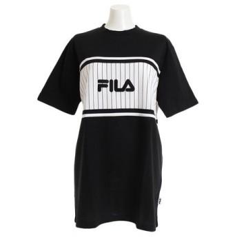 フィラ(FILA) 切替 BIG Tシャツ FL5443-08 (Lady's)